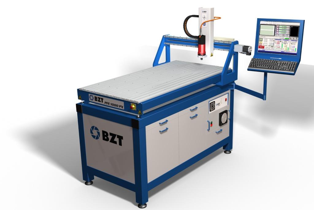 Instalation BZT 1000 PX  Assemb43