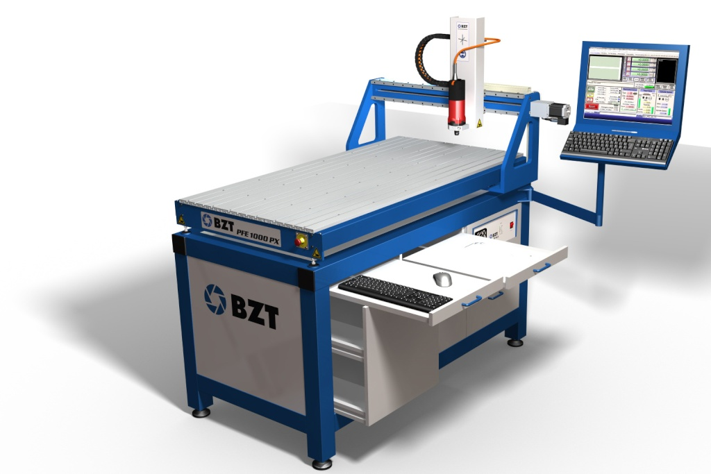 Instalation BZT 1000 PX  Assemb44