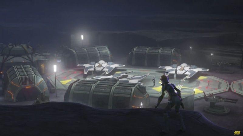 Star Wars Rebels - Neuer Trailer gibt tiefere Einblicke Ship110