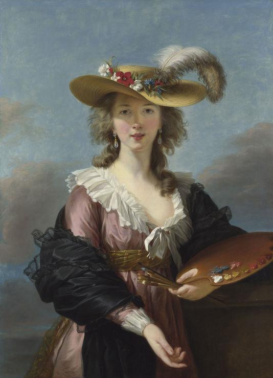 Le fabuleux destin d'Elisabeth Vigée Le Brun, peintre de Marie-Antoinette 47817910