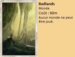 Liste des cartes Illusion Badlan10