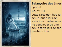 Liste des cartes Illusion Balany10