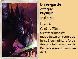 Liste des cartes Illusion Brise-11