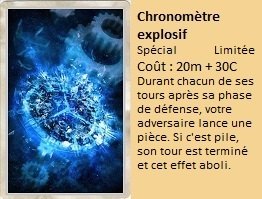 Liste des cartes Illusion Chrono11