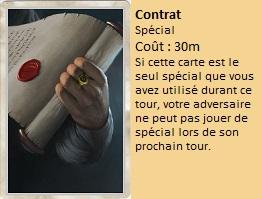 Liste des cartes Illusion Contra10