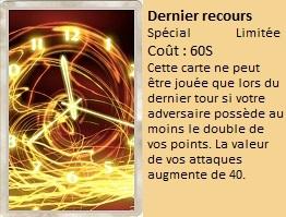 Liste des cartes Illusion Dernie10