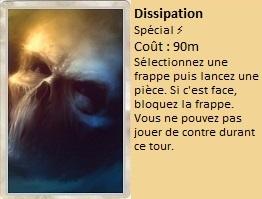 Liste des cartes Illusion Dissip13