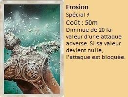 Liste des cartes Illusion Erosio12