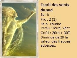 Liste des cartes Illusion Esprit25