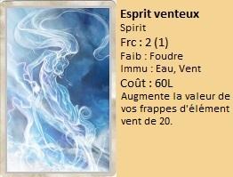 Liste des cartes Illusion Esprit26