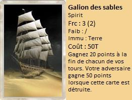 Liste des cartes Illusion Galion10