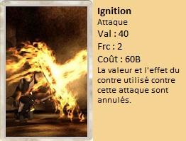 Liste des cartes Illusion Igniti10