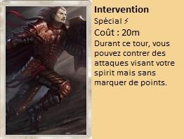 Liste des cartes Illusion Interv12