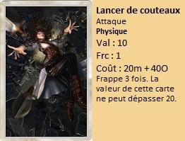Liste des cartes Illusion Lancer12