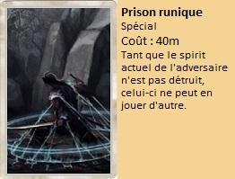 Liste des cartes Illusion Prison10