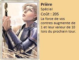 Liste des cartes Illusion Priyre10