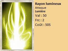 Liste des cartes Illusion Rayon_10