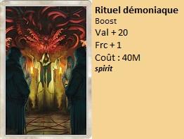 Liste des cartes Illusion Rituel13