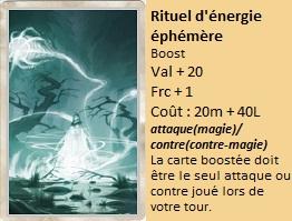 Liste des cartes Illusion Rituel14