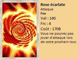Liste des cartes Illusion Rose_y10