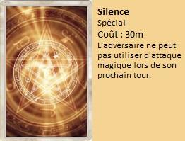 Liste des cartes Illusion Silenc12