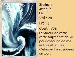Liste des cartes Illusion Siphon11