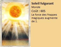 Liste des cartes Illusion Soleil13