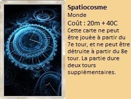 Liste des cartes Illusion Spatio11