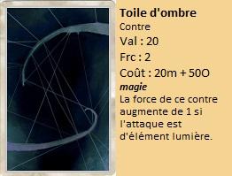 Liste des cartes Illusion Toile_10