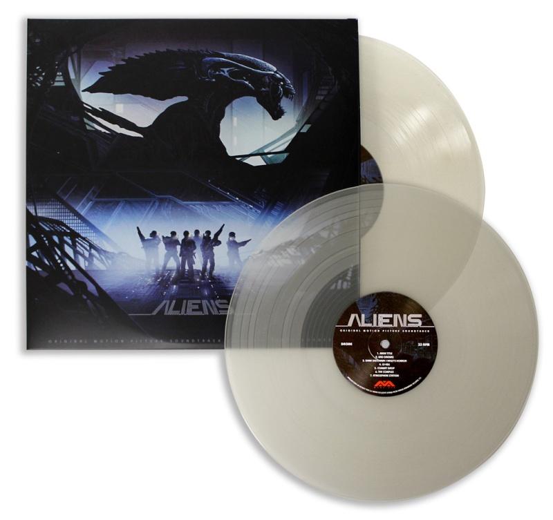 Les OST c'est la vie : musiques de films, jeux, séries... Aliens10