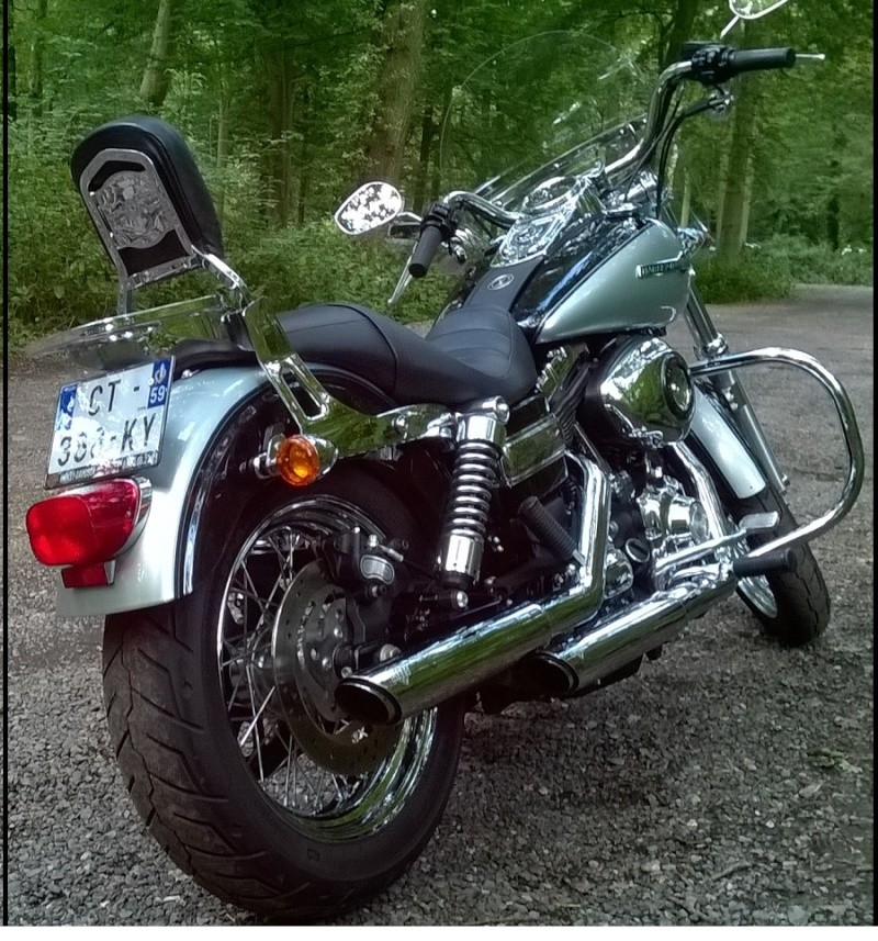 vance & hines twin slash avec ou sans quiet baffle ? - Page 2 Wp_20118