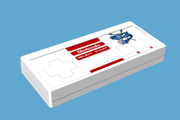 Custom SNES Pad-ne10