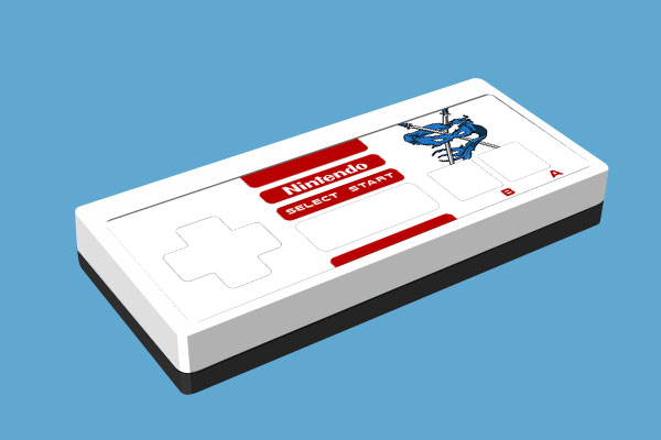 Custom SNES Pad-ne11