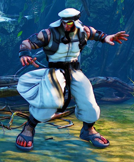 *Street Fighter V* Topic officiel - Page 4 Rach10