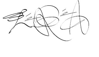 Le xx, xx, xxxx .... Sign12