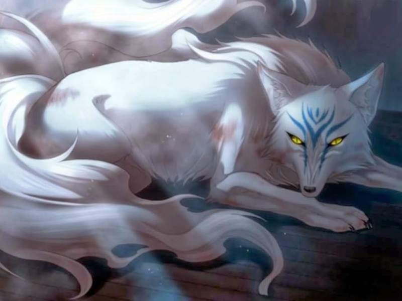 Kitsunes [mitología japonesa] 22236810