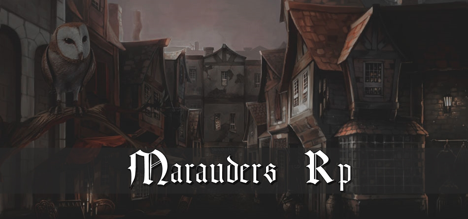 Marauders Rpg