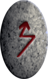 Runes Médiévales de Guérison et de Magie Ziu10