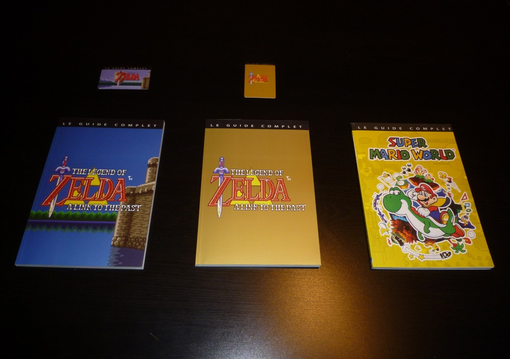 Le Guide soluce complet ZELDA A LINK TO THE PAST! - Page 9 Livres10