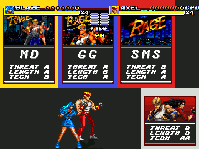 Streets of Rage 1 Collection for V5: Vecta Edition Sor1_s11