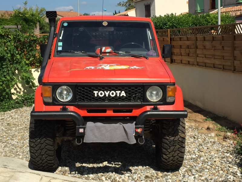 [Vends] Toyota LJ70 td 244376 km 02811