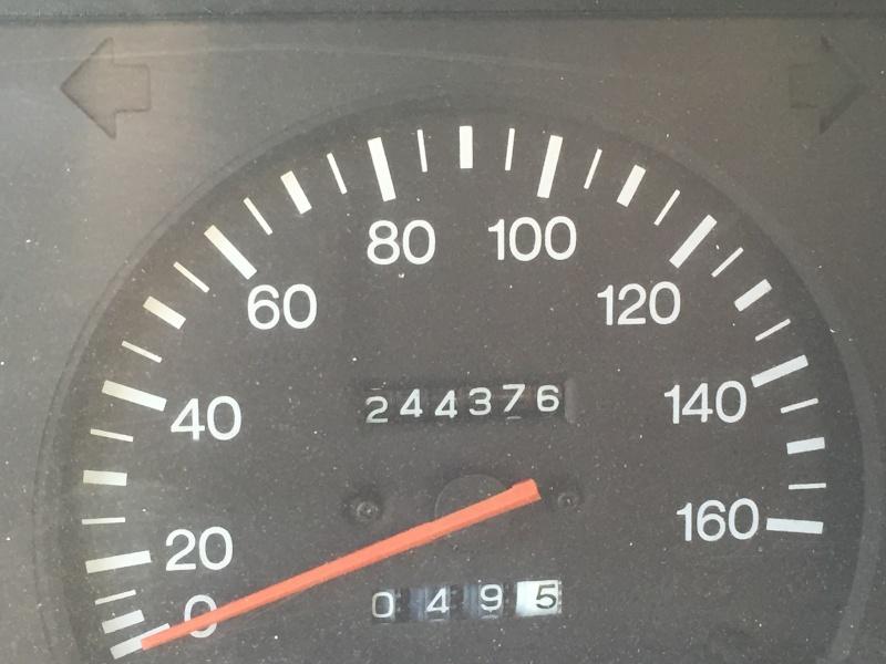 [Vends] Toyota LJ70 td 244376 km 03610