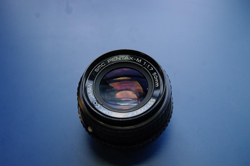 [VENDU] objectif pentax-m 50mm f1.7 _igp4110
