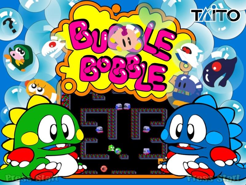 Recomendaciones juegos Arcade 80´s y 90´s Parte 1 Bubble10