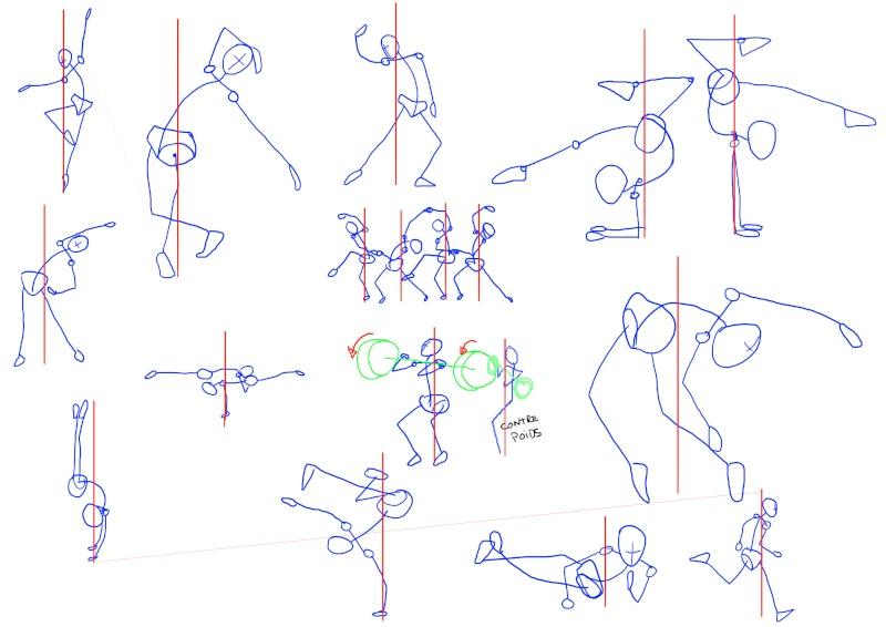 étude et travail Davis Equili11