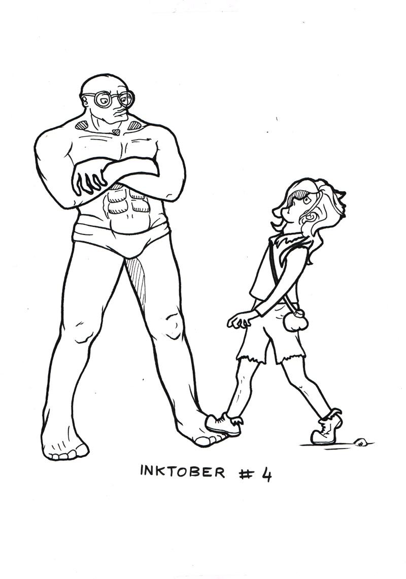 [defis] Inktober 2015 - Page 2 Golem_10
