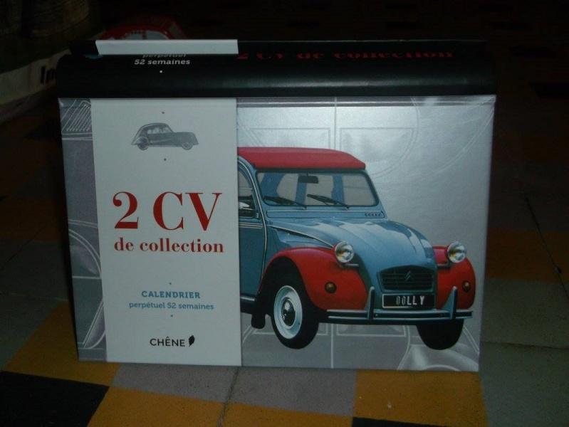 Ma collection d'objets CITROEN et d'objets à l'effigie de la 2 CV !!! 10847610
