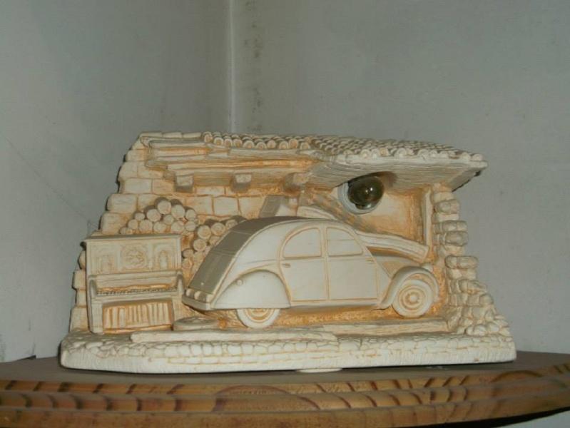 Ma collection d'objets CITROEN et d'objets à l'effigie de la 2 CV !!! 15070210