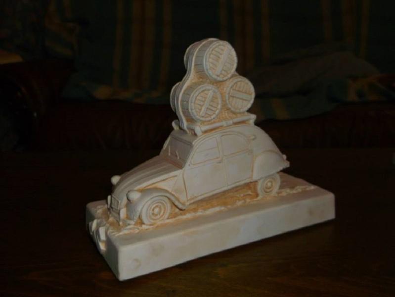 Ma collection d'objets CITROEN et d'objets à l'effigie de la 2 CV !!! 15115810