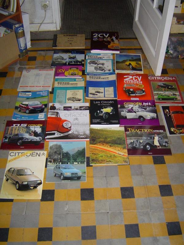 Ma collection d'objets CITROEN et d'objets à l'effigie de la 2 CV !!! Dsc00214